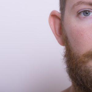 髭をキレイにしたい男性